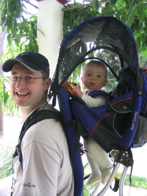 How To Choose A Baby Backpack